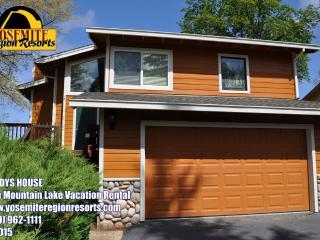 LOCATION! 250yd>LkLodgeBeach WIFI NrYosemite Slp10 - Groveland vacation rentals