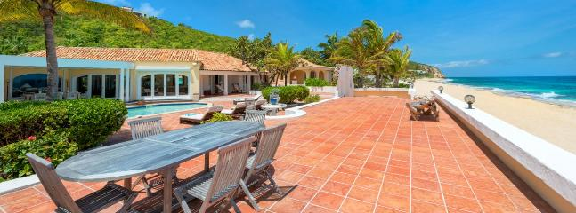 St. Martin Villa 311 Enjoy The Unobstructed View Of The Blue Caribbean And The Island Of Anguilla On The Horizon. - Baie Rouge vacation rentals