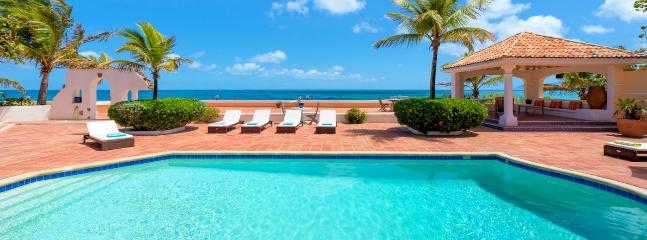 St. Martin Villa 310 Enjoy The Unobstructed View Of The Blue Caribbean And The Island Of Anguilla On The Horizon. - Baie Rouge vacation rentals