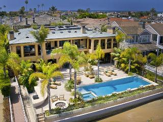 East Bay Ave Stunning 9,500 sq. ft. 7 BR Peninsula Point -MONTHLY RENTAL ONLY - Newport Beach vacation rentals