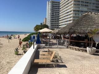 Ocean Manor, Private Ocean Front Condo - Fort Lauderdale vacation rentals