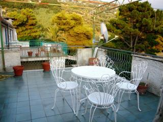 Beautiful house on the sea with a great terrace - Longobardi vacation rentals