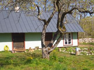 Historic Saunahouse - Kihelkonna vacation rentals