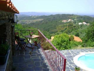 Bela Vista, slate stone house with private pool - Arganil vacation rentals