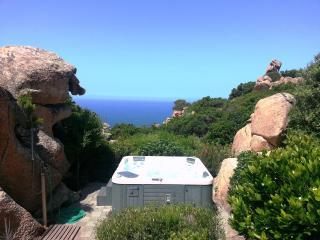 Villa Le Rocce with jacuzzi - Costa Paradiso vacation rentals