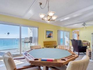 One of a kind 3 bedroom Gulf front condo Pensacola - Pensacola Beach vacation rentals