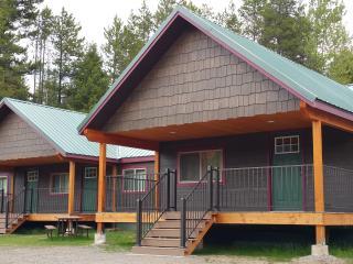Bear Den at Lazy Bear Lodging near Glacier Park - Essex vacation rentals
