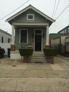 Mid City Victorian Cottage - New Orleans vacation rentals