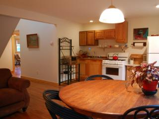 Loft apt. with Mountain and Waterfall views - Lake Hill vacation rentals