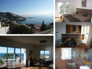 *Duplex de Charme* belle vue mer Crique et Castel - Roses vacation rentals