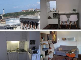 *Bijou* bel écrin, coeur ville, pkg.possible.WI FI - Biarritz vacation rentals