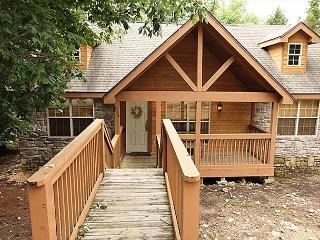 DeerHaven Lodge : 2 Bedroom, 2 Bath Stonebridge Resort Cabin - Reeds Spring vacation rentals