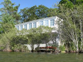 Waterfront Lake Studio Cottage, Breathtaking View! - Sandwich vacation rentals