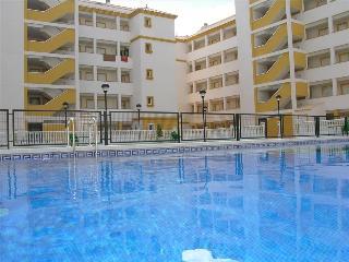 South facing balcony - Free WiFi - Communal Pool - Satellite TV - 58061 - Mar de Cristal vacation rentals