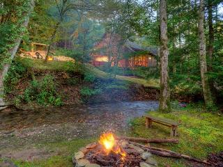 Buddy's Creekside Bungalow - Ellijay vacation rentals