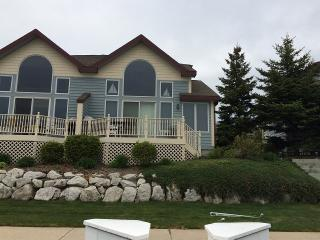 Waterfront Condo with Boat Slip - Manistee vacation rentals