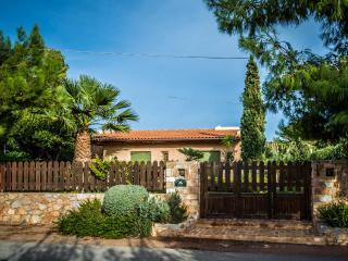 Athenian Riviera Sounio Family VIlla next to sea - Sounio vacation rentals