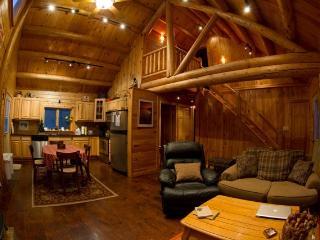Adirondack Log Home For Rent - Lake Placid vacation rentals
