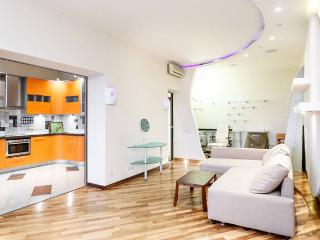 Modern apartment with a great view - Moscow vacation rentals