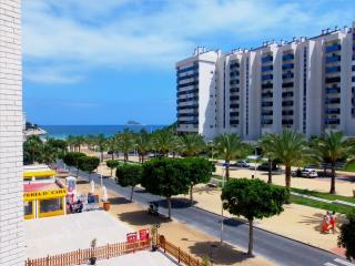 Benidorm bright condo,seaside, sea view  2bed2bth - Villajoyosa vacation rentals