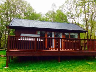 Innis Chonnel Cabin with Hot Tub - Dalavich vacation rentals