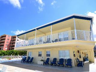 Sea Rocket #9 - ALL NEW, ground floor north side condo steps to the sand! - North Redington Beach vacation rentals