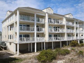 Wrightsville Dunes 3C-E - Oceanfront condo with community pool, tennis, beach - Wrightsville Beach vacation rentals