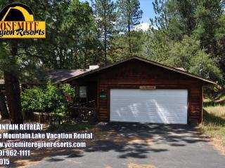 Sleeps8 DSL Roku CentralA/C 1.5m>Pool 25m>Yosemite - Groveland vacation rentals