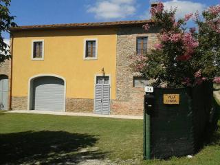 Villa Chiara near Florence - Vinci vacation rentals