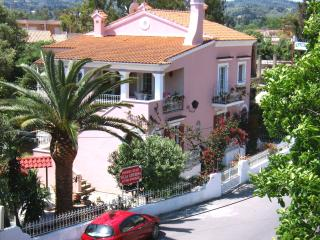 VILLA  CATERINA  - Furnished apartments hotel. - Corfu vacation rentals