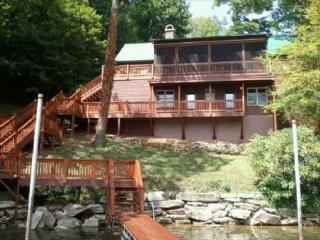 Still Waters - Tuckasegee vacation rentals
