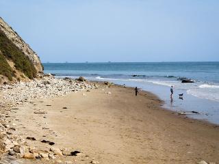 Close to beach with private patio! - Santa Barbara vacation rentals