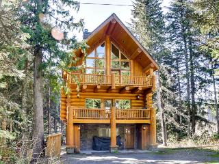 Pet-friendly lodge with a hot tub, close to lake and skiing! - Government Camp vacation rentals