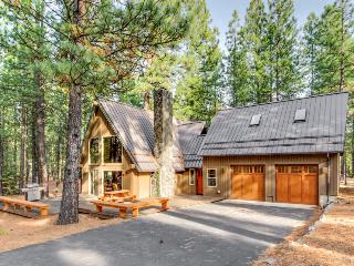 Gorgeous A-frame cabin w/ new kitchen, on 1/2 acre! - Black Butte Ranch vacation rentals