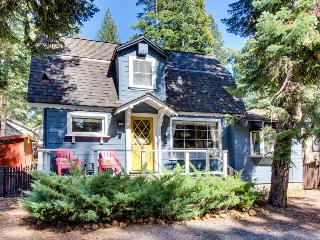 Pet-friendly; steps from golf, Kings Beach, & restaurants - Tahoe Vista vacation rentals