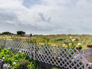 Pet-friendly oceanfront home with a yard! - Rockaway Beach vacation rentals