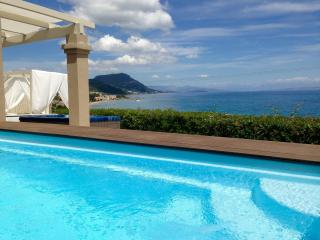 Modern Villa, Private Swimming Pool, Sea View - Corfu Town vacation rentals