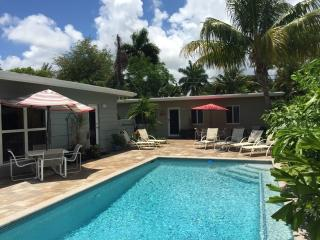 6BR/4BA Private Villa with Heated Pool Near Beach - Fort Lauderdale vacation rentals