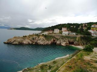 beautiful sea view. - 2+1 person - Vrbnik vacation rentals