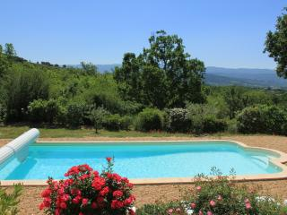 Luberon Vacation Rental with Private Pool, WiFi, Fabulous Views, and Walk to Village - Luberon vacation rentals