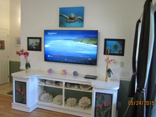 Great condo steps to beach free wi-fi - Kihei vacation rentals