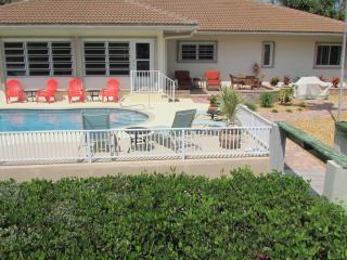 Tropical Pool Home-Few 2015 Weeks Still Available! - Key Colony Beach vacation rentals