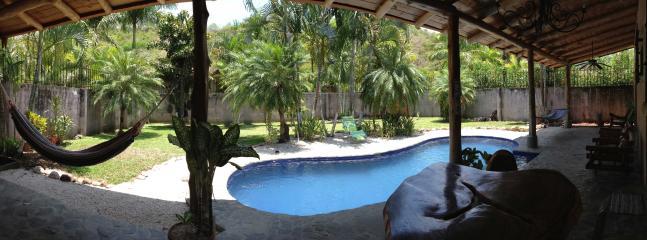 EL ALMENDRO Beautiful Rustic Home Vacation Rental - Image 1 - Playa Hermosa - rentals