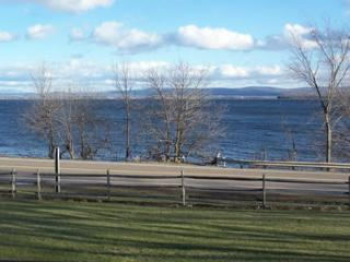 Pet-friendly home on the shores of Lake Champlian! - North Hero vacation rentals