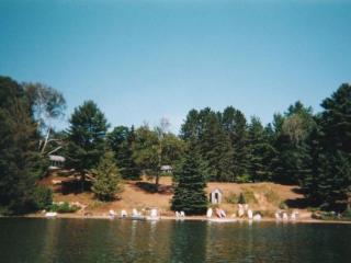 Larson Lake 3 Bdr Log Cottage - Sundridge vacation rentals