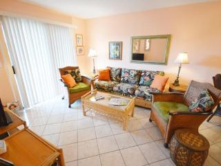 This Little Condo on the Beach has it All! - Saint Augustine Beach vacation rentals