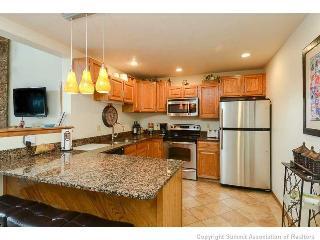 Snowdance Manor 407 - 2 plus loft, updated kitchen, beautiful decor! - Keystone vacation rentals