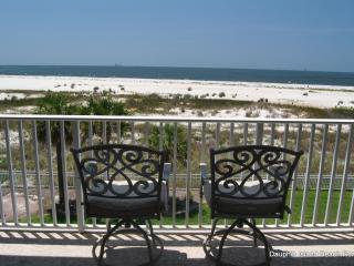 Sunny Side Up-  Top Floor Beach Condo with Gulf view, 2 Pools - Dauphin Island vacation rentals