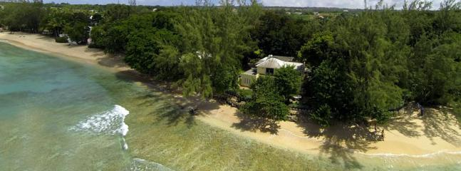 SPECIAL OFFER: Barbados Villa 312 With Over 200m Of Beach Frontage, This Distinctive Property Is Surrounded By 2¼ Acres Of Lush  - Saint Peter vacation rentals