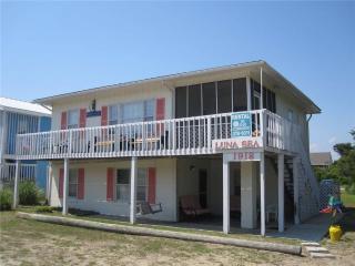 Luna Sea Up 1918 East Beach Drive - Oak Island vacation rentals